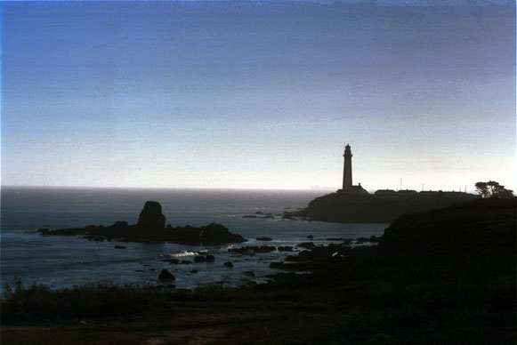 [Pigeon Point Lighthouse]