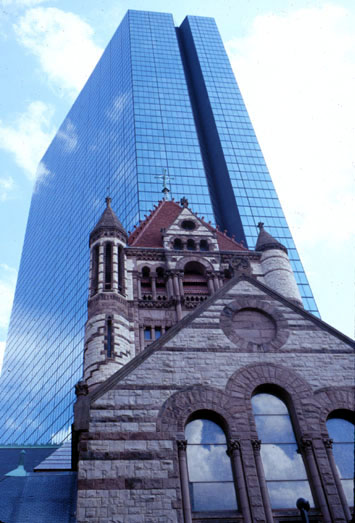 [Old and New in Boston - CLICK ON IMAGE TO SEE NEW DIGITAL VERSION]