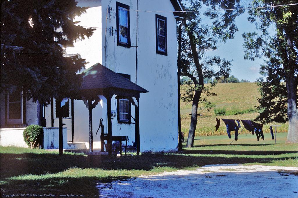 [Amish House]