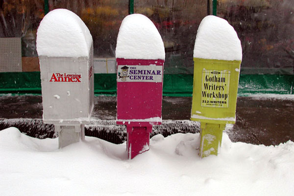 [Snow Cones]