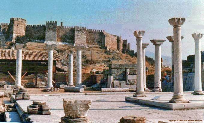 [Grave of St.John - Ephesus]
