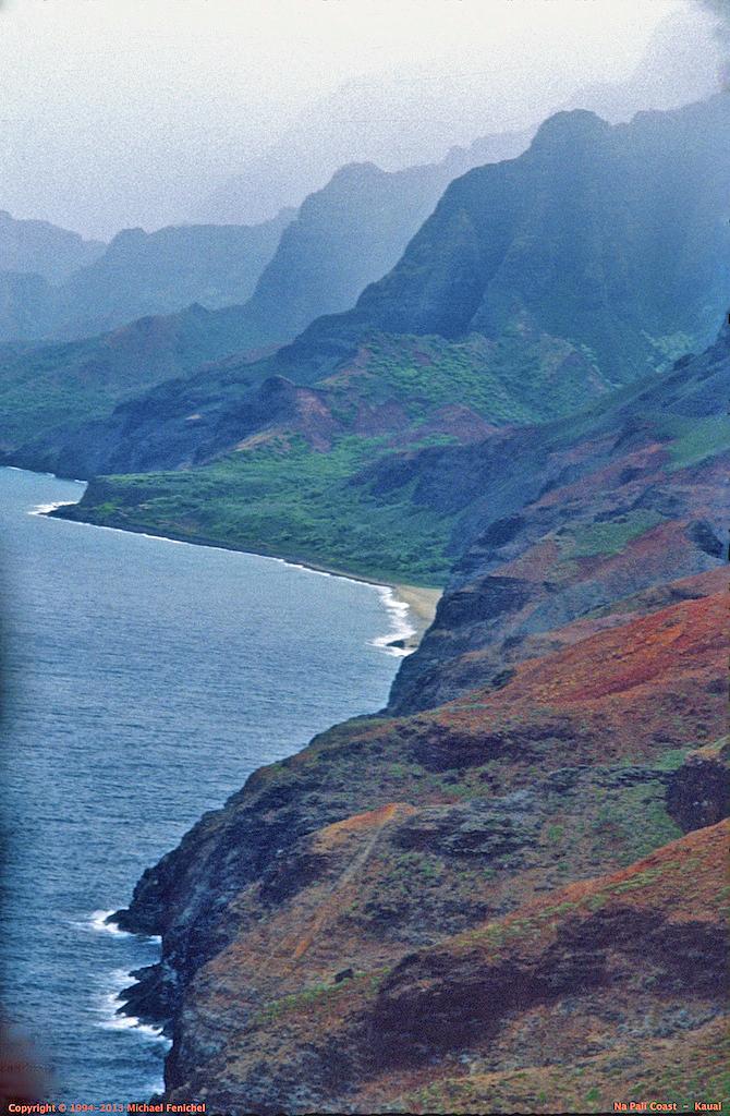 [Kauai Cliffs - Napali Pali]