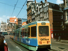 Microsoft Tram