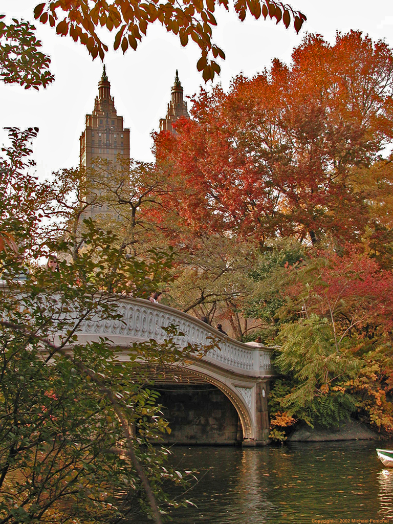 [Bow Bridge & San Remo in Autumn]