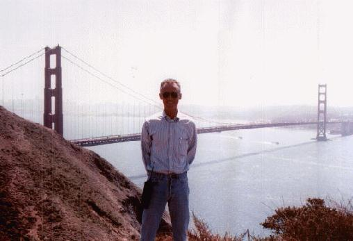 [Robert at Golden Gate Bridge]