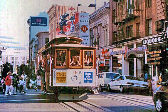 [San Francisco Streetcar]
