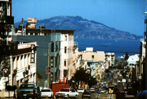 [San Francisco Cityscape]