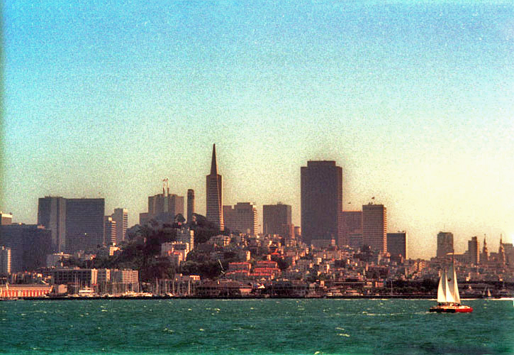 [San Francisco Skyline]
