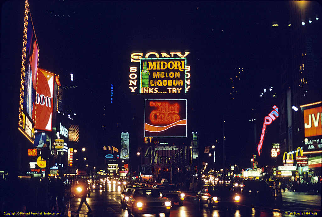 [Times Square Classic - 1986]
