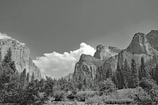 [Yosemite & High Sierras]