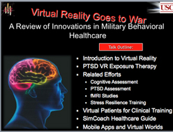 Virtual Reality Goes to War