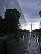 [Vietnam Memorial]
