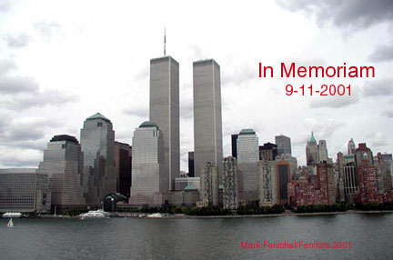 a personal reflection on the 911 attacks on the world trade center But he spent part of his childhood under the taliban, and he remembers the american intervention after the 9/11 attacks—which started 15 years ago on september 11, 2001, i was 7 years old, and my second-grade teacher called a class meeting to explain that two airplanes had hit the twin towers in.
