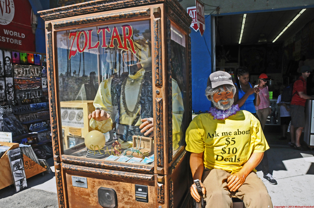 Zoltar Speaks - Venice Beach