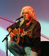 Arlo Guthrie at APA Convention 8-2005