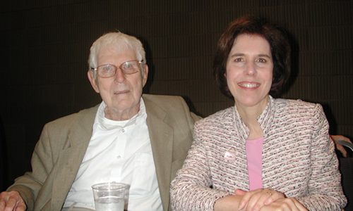 Aaron T. Beck and Judith Beck