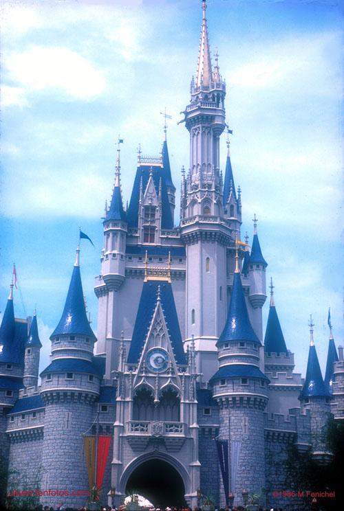 [Disney's Castle]