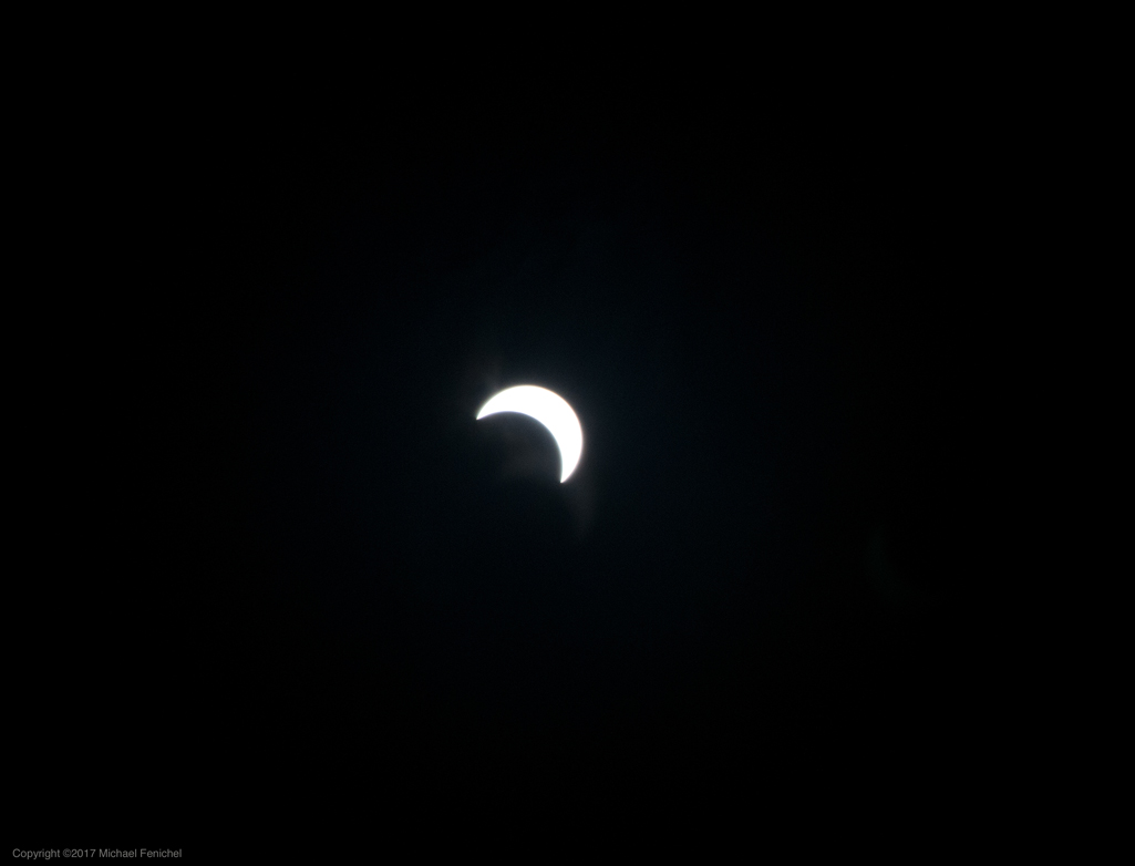 [Solar Eclipse 2017 from Central Park]