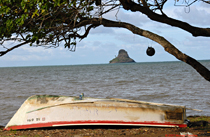 [Chinaman's Hat]