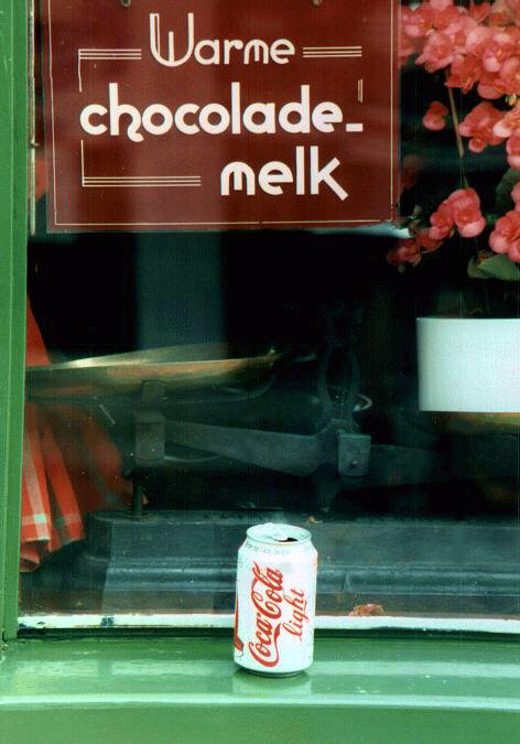 [Chocolade Melk - Click on image to return to Collection]