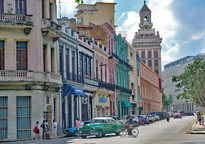 [Colors of Old Havana]