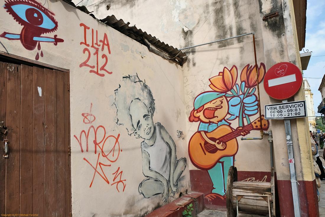 Street Art: 2-Sided Coin