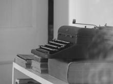 [Hemingway's Typewriter]
