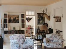 [Hemingway's Living Room]
