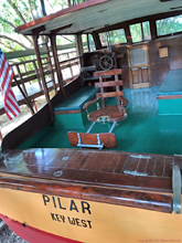[Pilar - Hemingway's Boat]