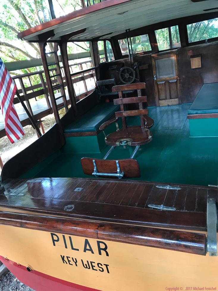 Pilar - Hemingway's Boat