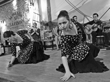 [Flamenco Dancers]