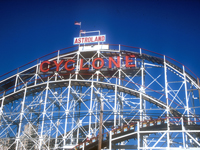 [Coney Island Cyclone]
