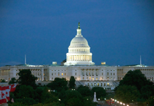 [Capitol Building at Dusk - APA 2011]
