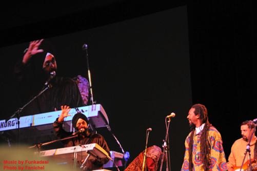 Funkadesi at the 2009 APA Convention in Toronto