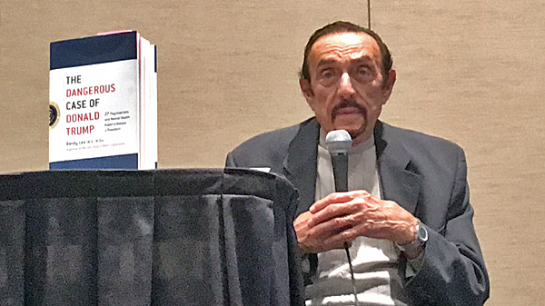 Phil Zimbardo: Dangerous Case of Donald Trump