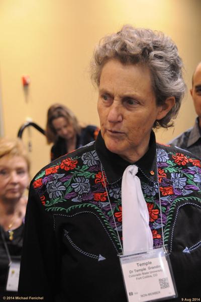 [Temple Grandin]