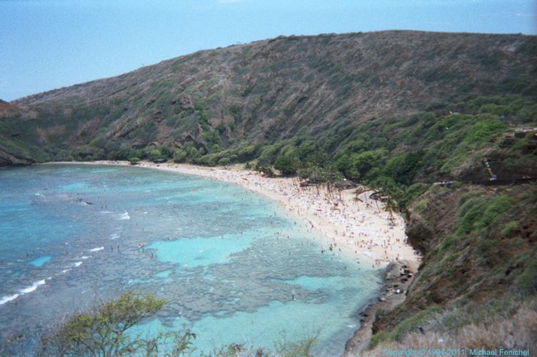 [Hanauma Bay, Oahu]