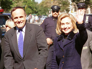 [Hillary and Rudy]