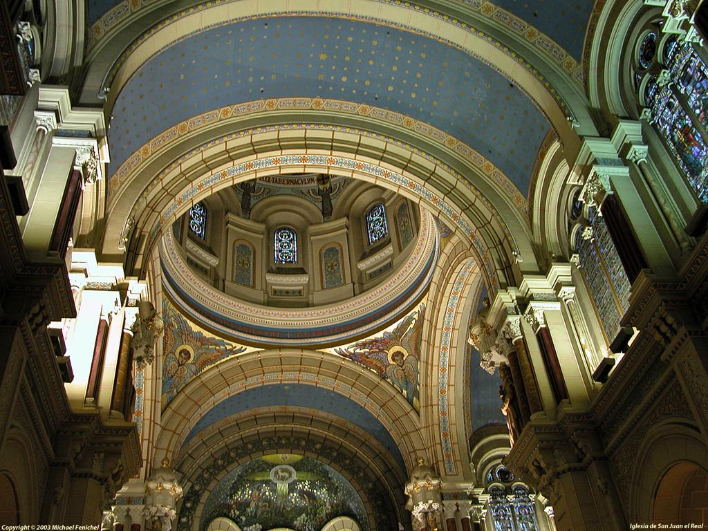 [Iglesia de San Juan el Real  - Inside ]
