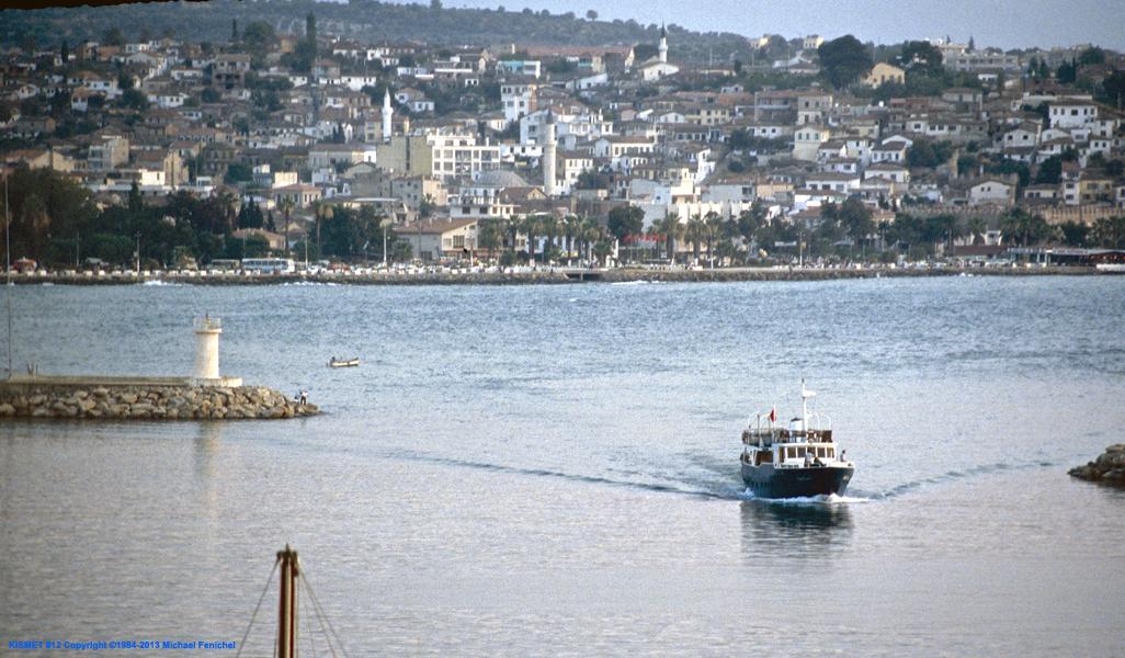 [Jetty at Kismet, Turkey]