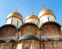 [3 Domes and Murals]