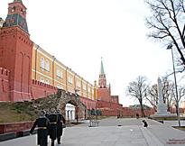 [Lenin's Tomb - Kremlin Wall]