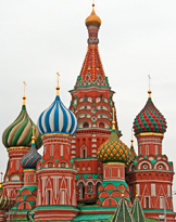 [St. Basil's Cathedral, Moscow]