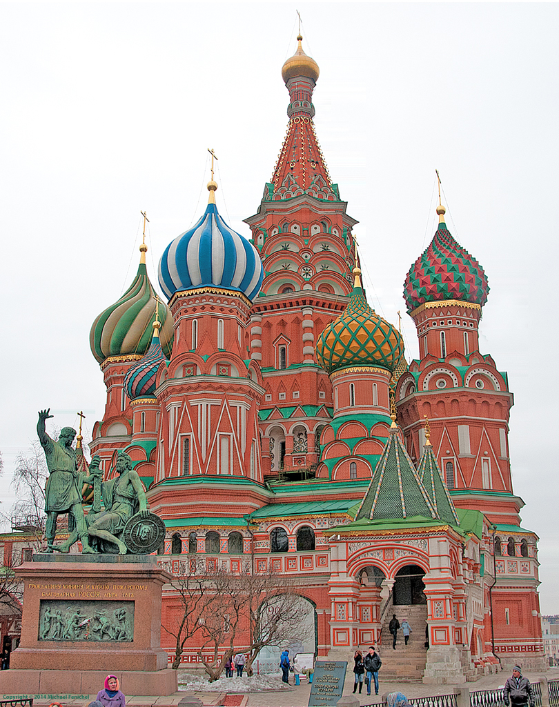 [Saint Basil's Cathedral]