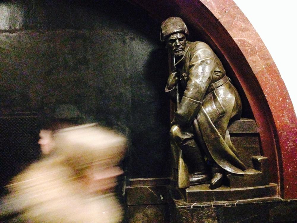[Moscow Metro Art 2/5]