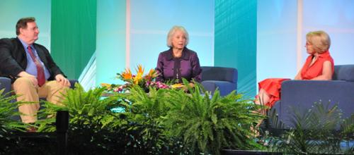 APA 2012 opening ceremony