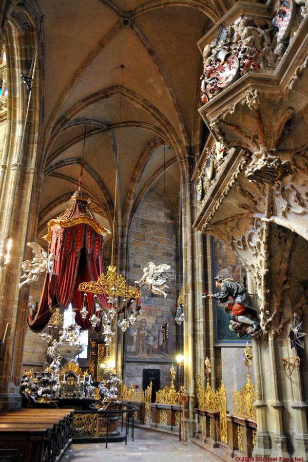 [Angels of Hradcany - Praha]