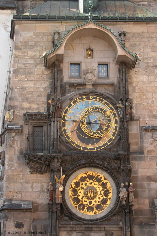 [Astronomical Clock]