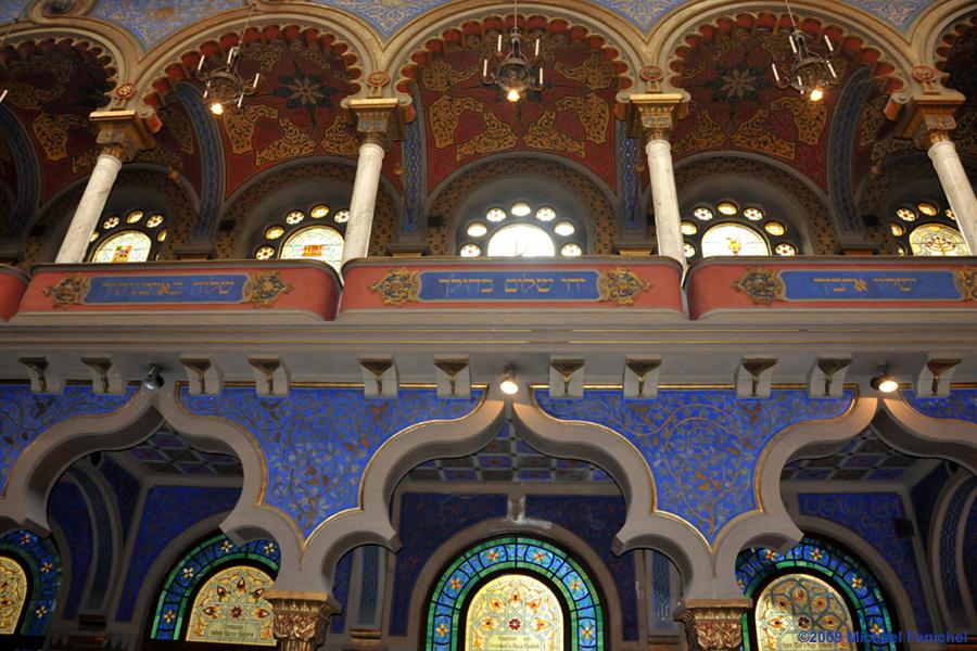 [Jubilee Synagogue - Jubilejni synagóga ]