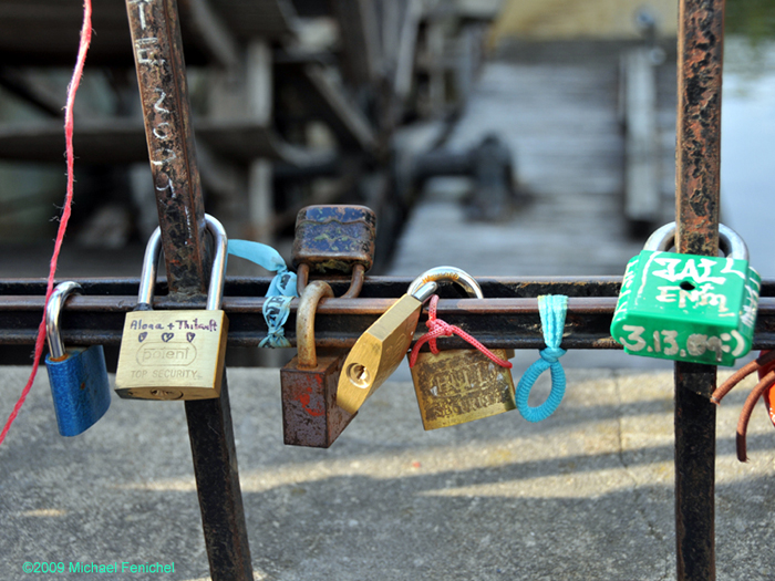 [Love Locks - Mala Strana]
